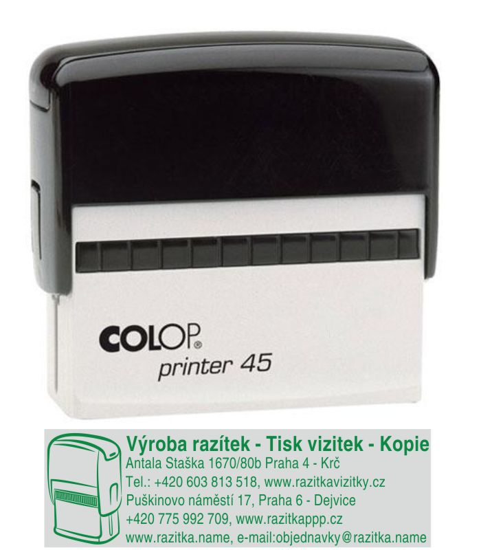 Razítko Colop printer 45